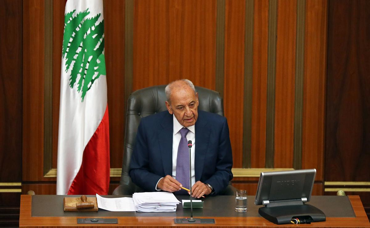 Lebanon can't withstand state of suspension: Speaker Berri