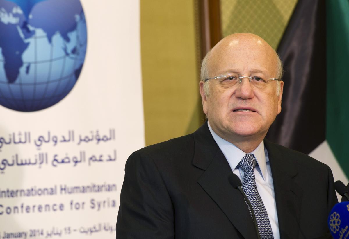 Former Lebanese PM Mikati denies illicit gains charges: advisor