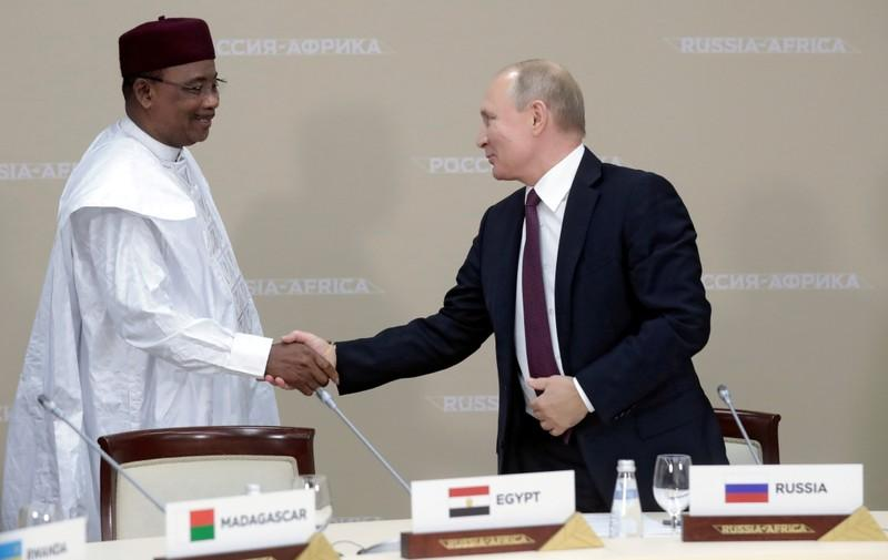 Russia signs deal to supply Niger with 12 attack helicopters - RIA