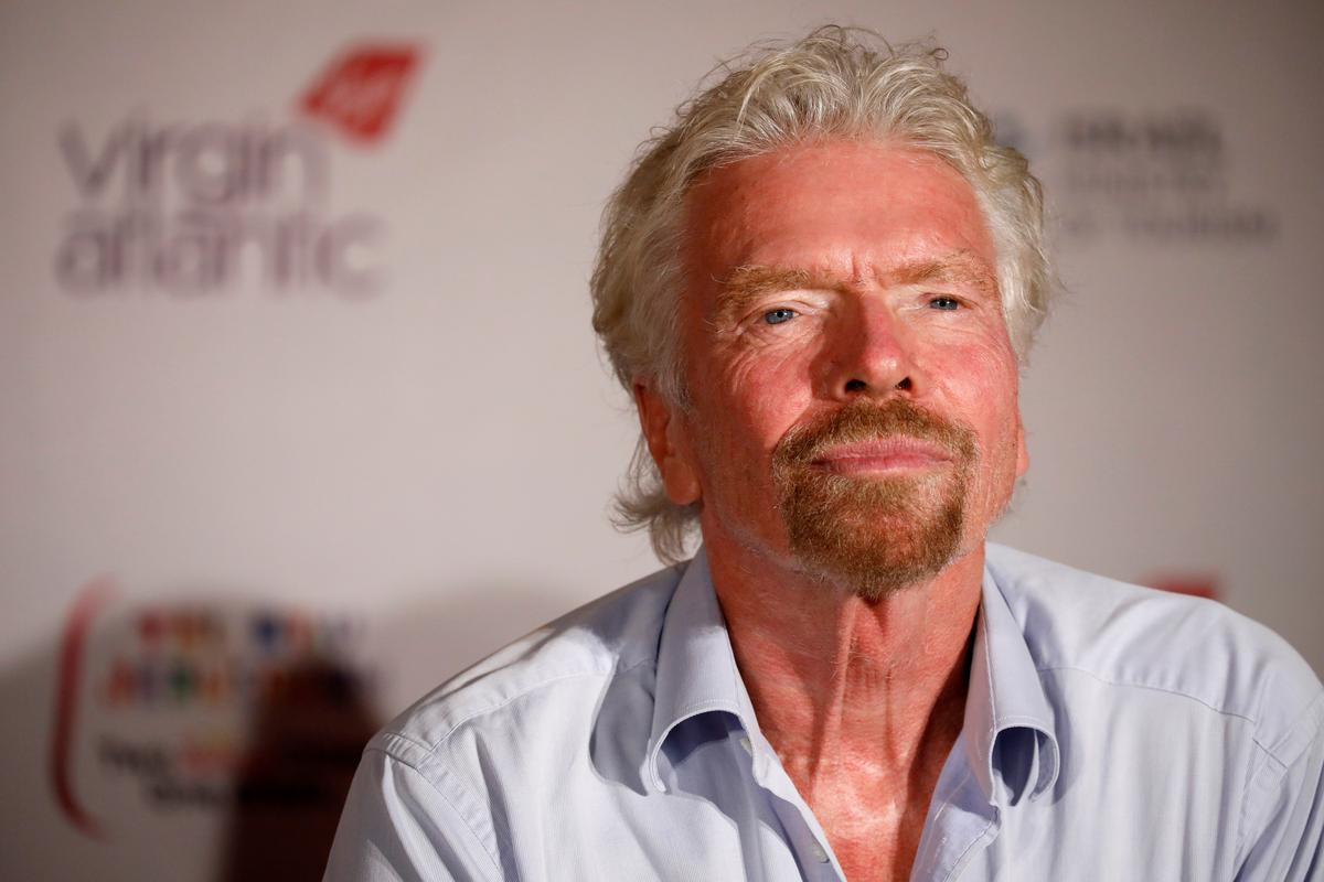 Second Brexit referendum would keep Britain in EU: Virgin's Branson