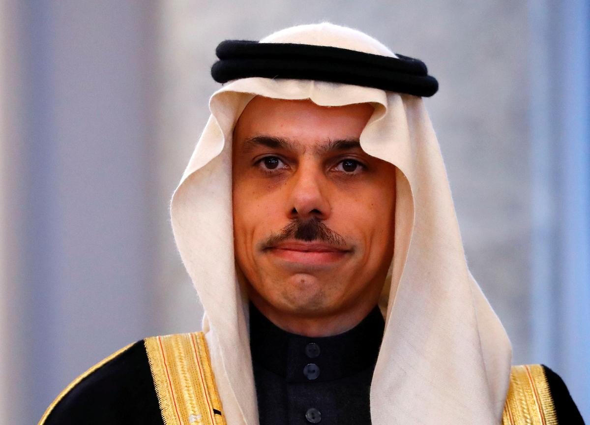 Young Saudi prince with Western experience named foreign minister