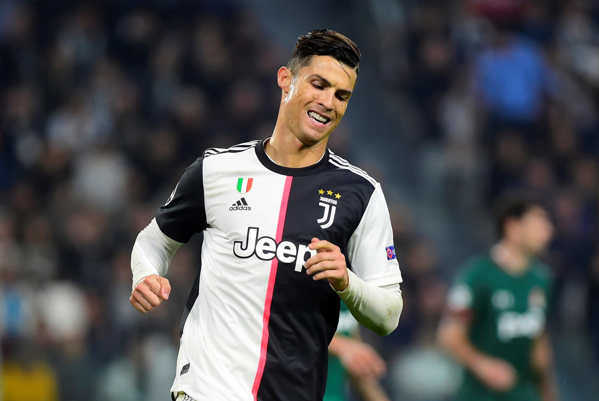 FCA pays up to keep its Jeep brand on CR7 Juve jersey