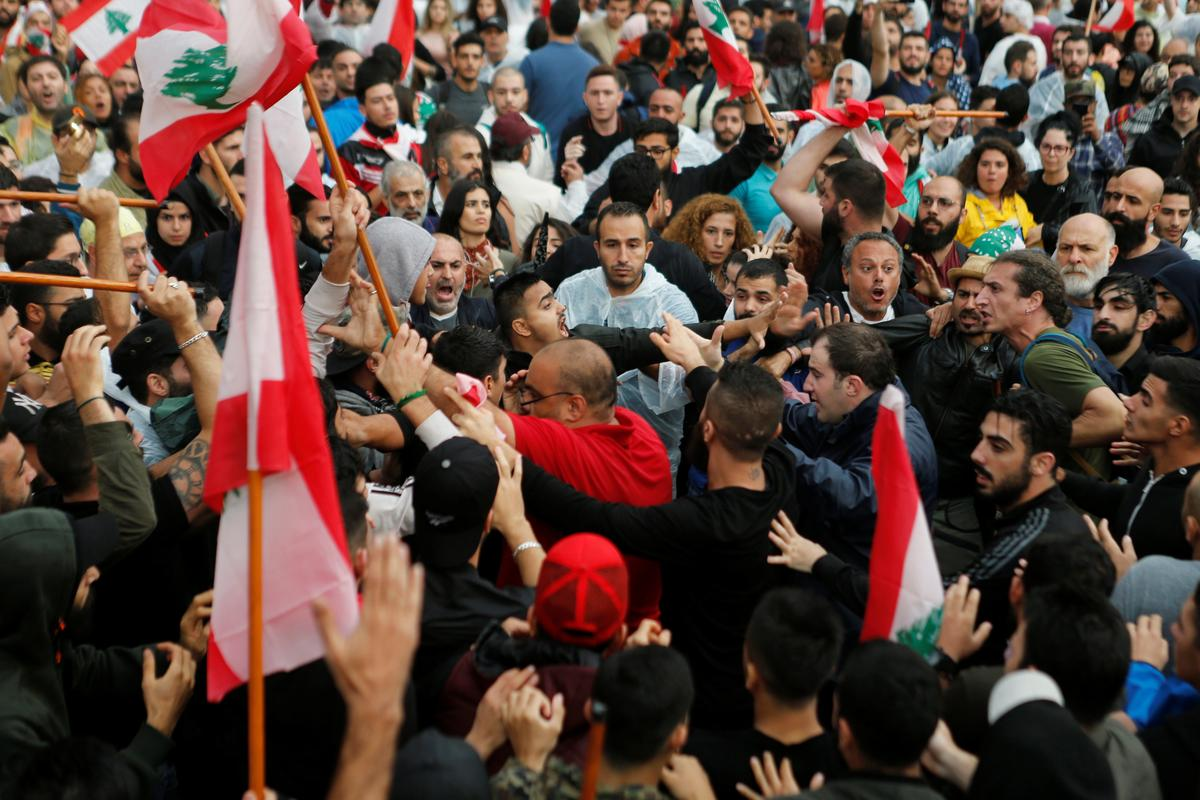 Reeling from protests, what's next for Lebanon?