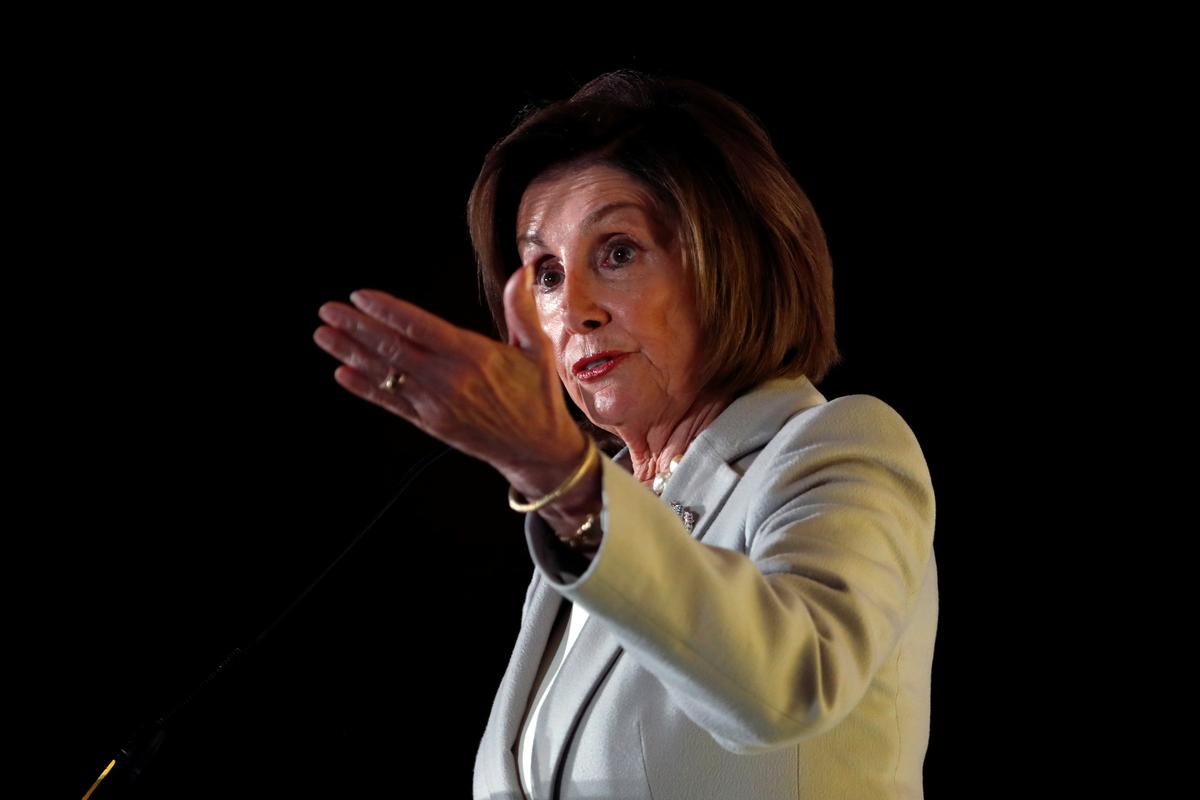 Pelosi says judge's decision a blow to Trump's 'attempt to put himself above the law'