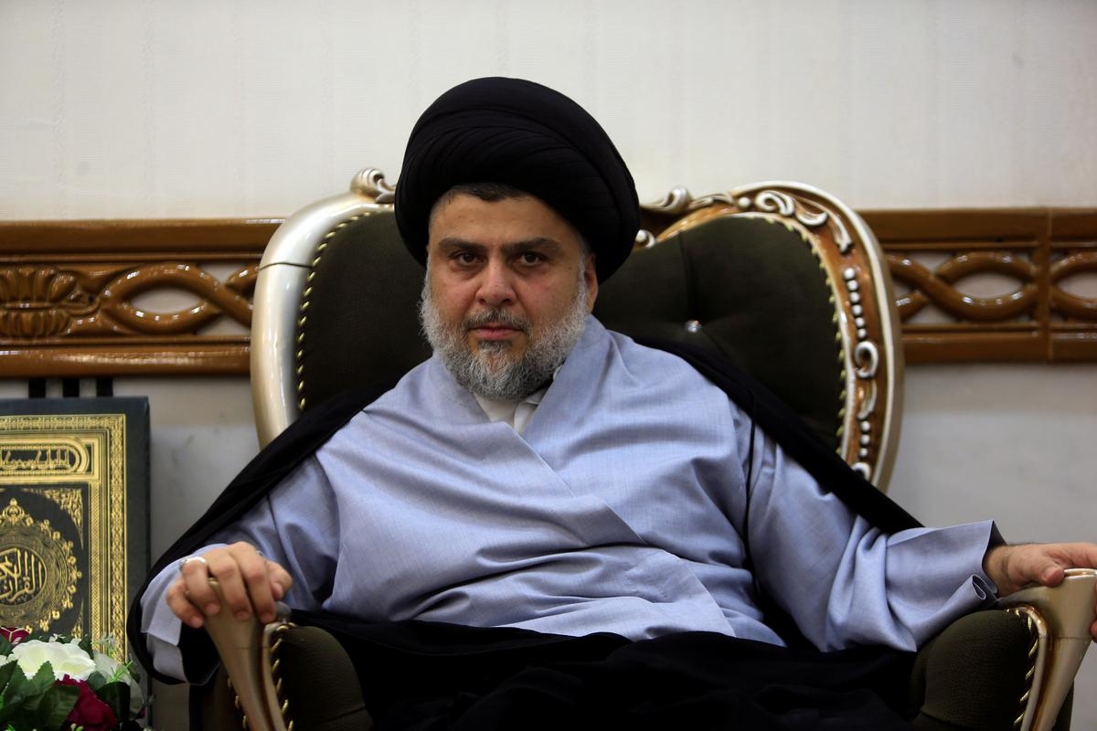 Iraqi cleric Sadr calls for early election: statement
