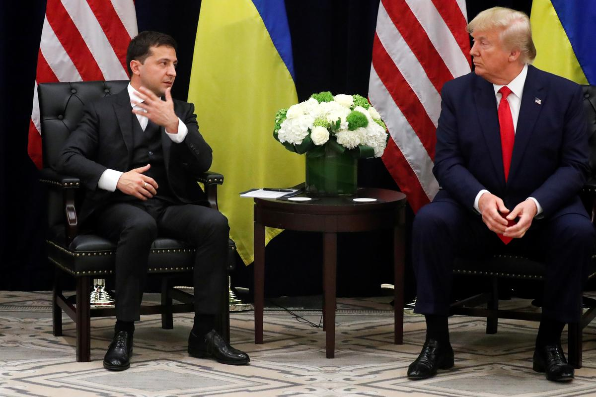 Concerned White House official told government lawyer of Trump's push for Ukraine to probe Bidens