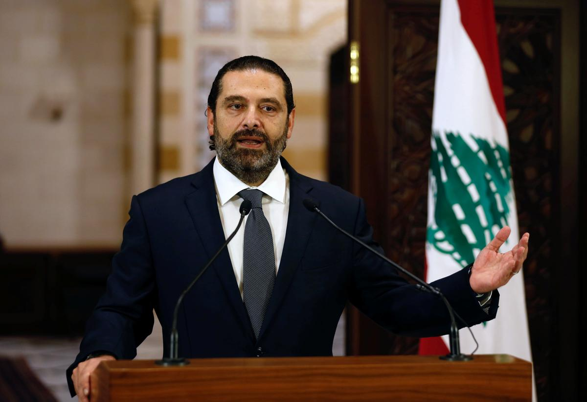 Lebanese PM Hariri likely to resign amid protests: sources