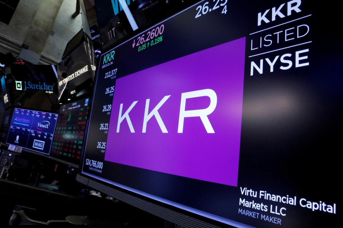 Thu nhập KKR trượt 23% khi hoạt động giao dịch yếu hơn đạt doanh thu