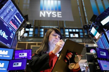 US STOCKS-S&P 500, Nasdaq hit record high on U.S. jobs report, China data