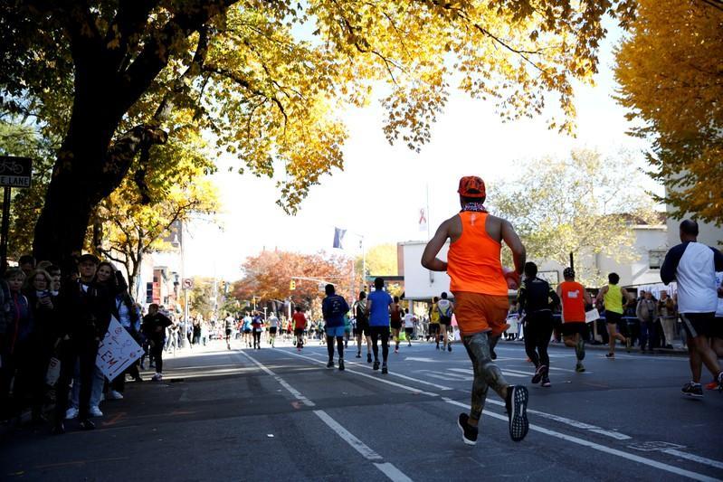 Athletics: Record-busting shoes loom large in marathon debate