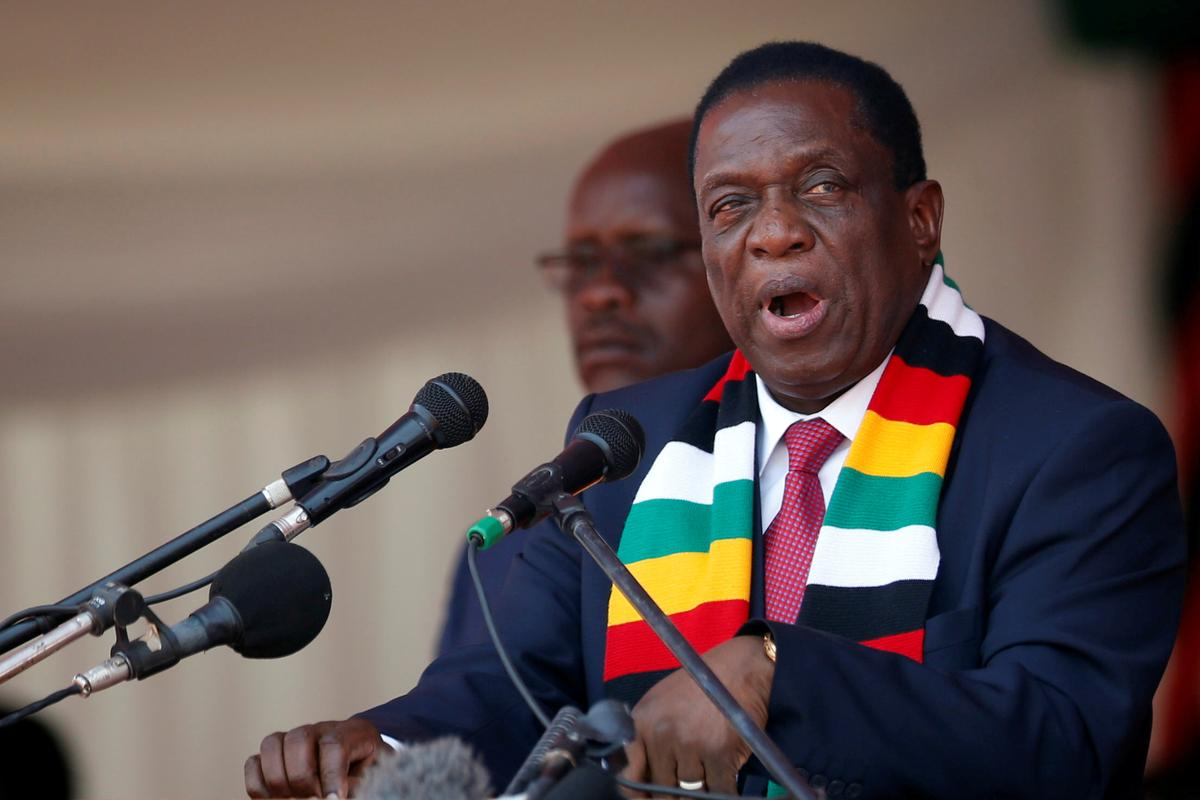 Zimbabwe police give unions green light for public sector protest