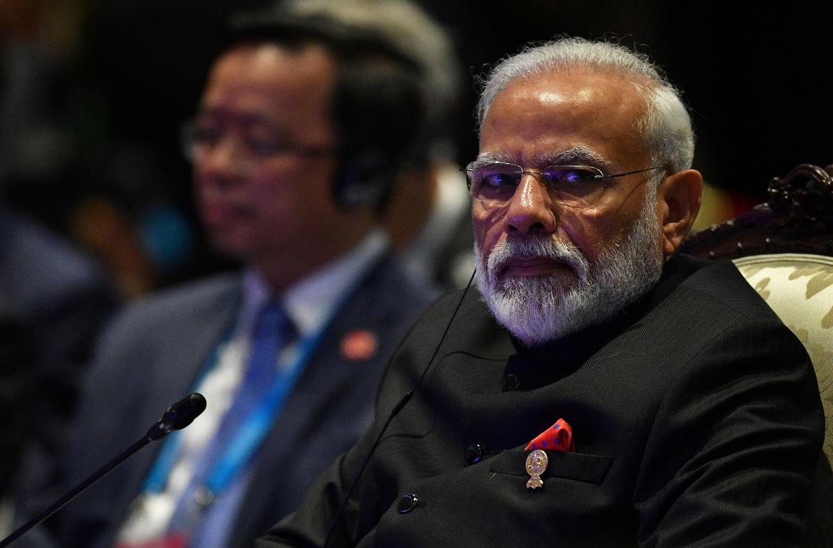 India decided not to join RCEP trade deal: PM Modi