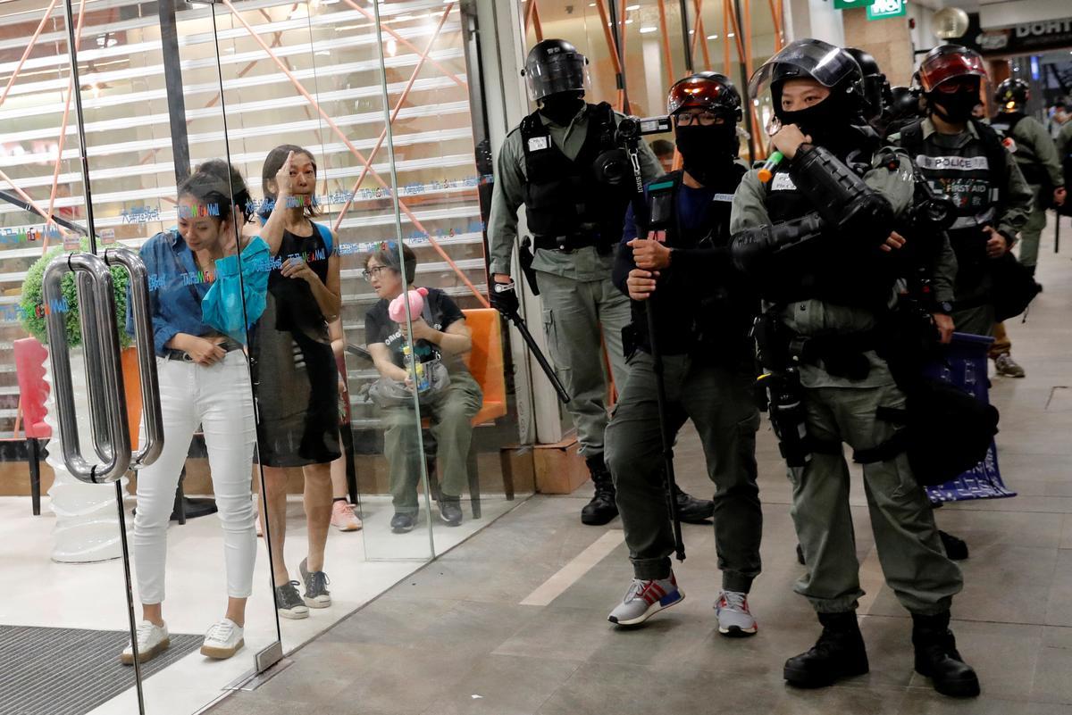 Hong Kong to guard and cherish media freedom, official says
