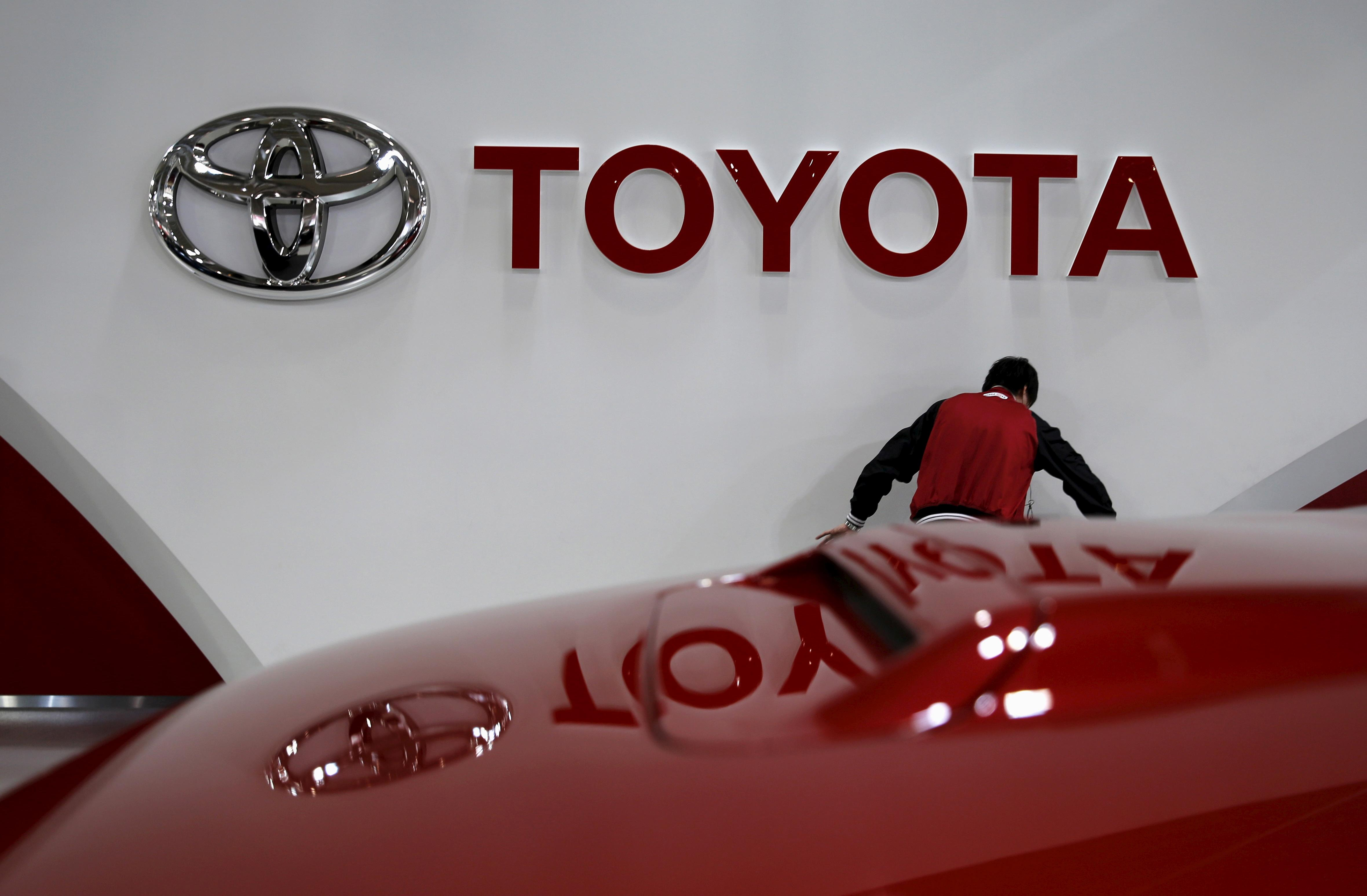 Toyota announces $1.8 billion share buyback after strong...