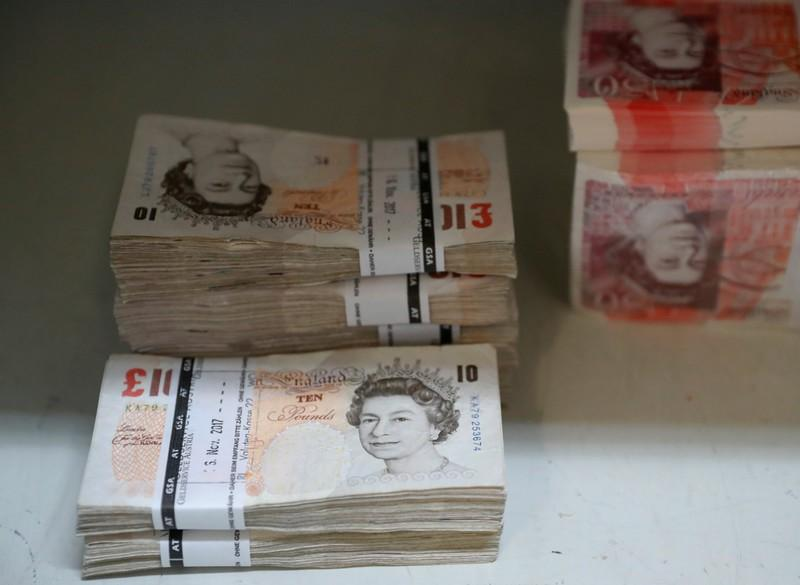 British Pound Set For Weekly Loss On