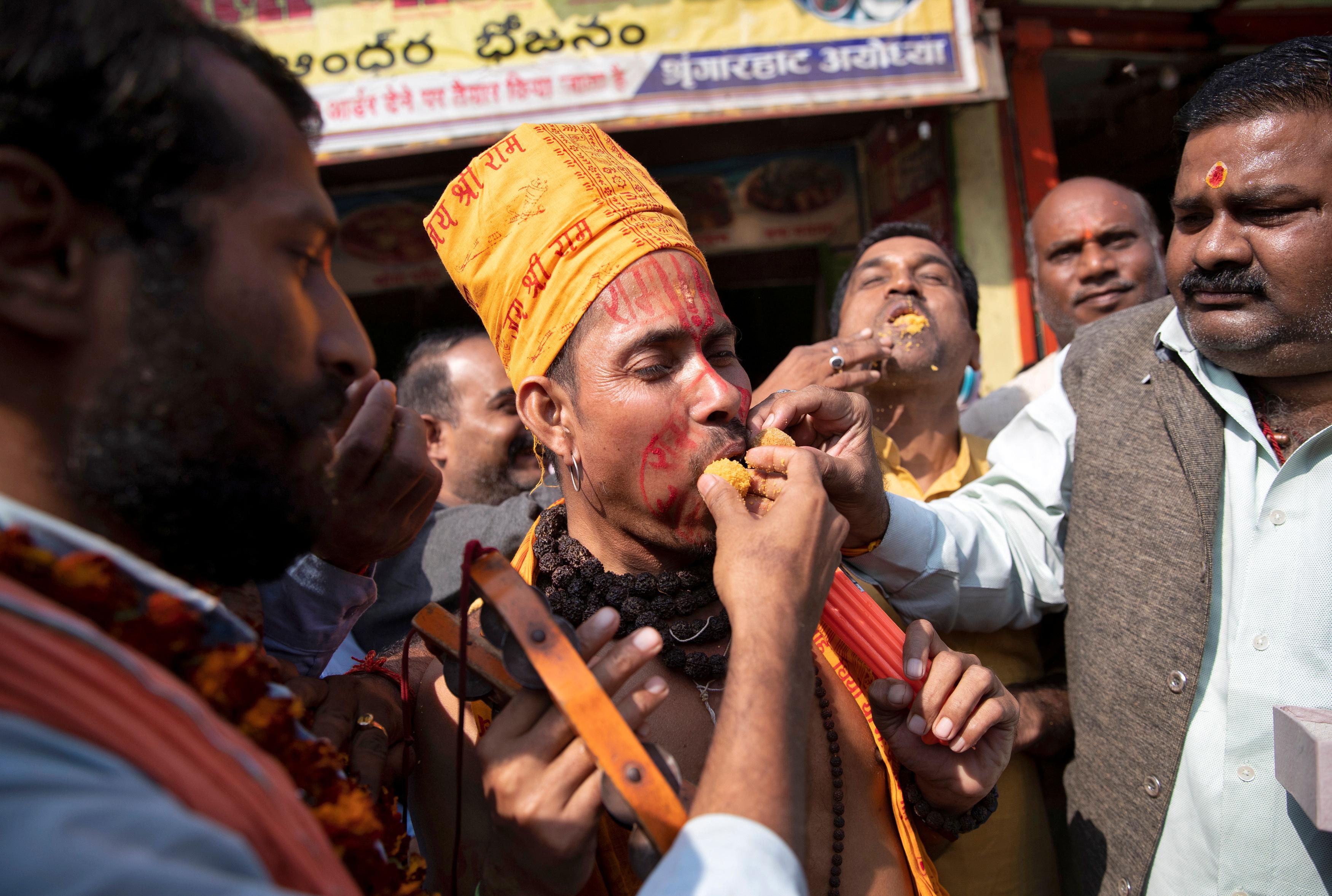 Un tribunal indien donne un site religieux contesté aux hindous dans une décision historique