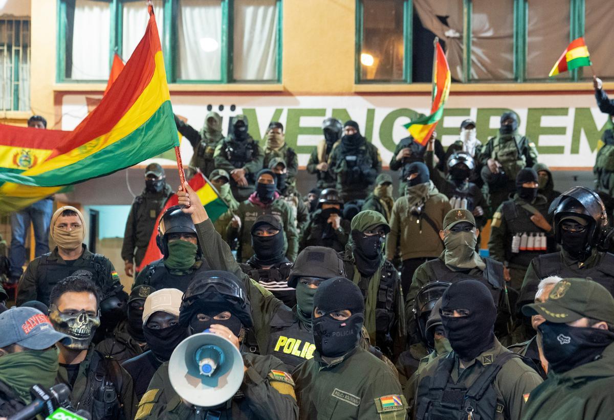 Bôlivia Morales tố cáo các cuộc biểu tình của 'các nhóm bạo lực'