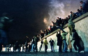 When the Berlin Wall fell