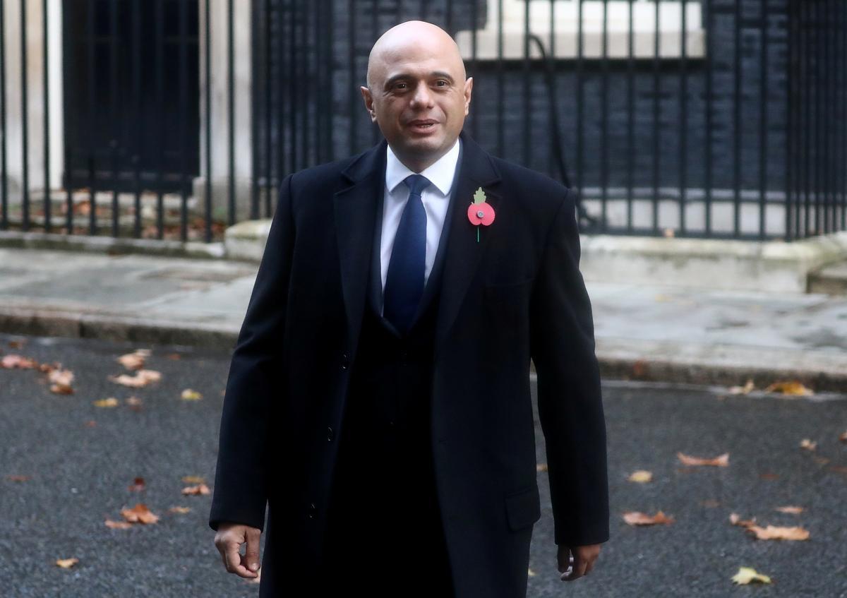 UK's Javid says opposition Labour would trigger economic crisis: BBC