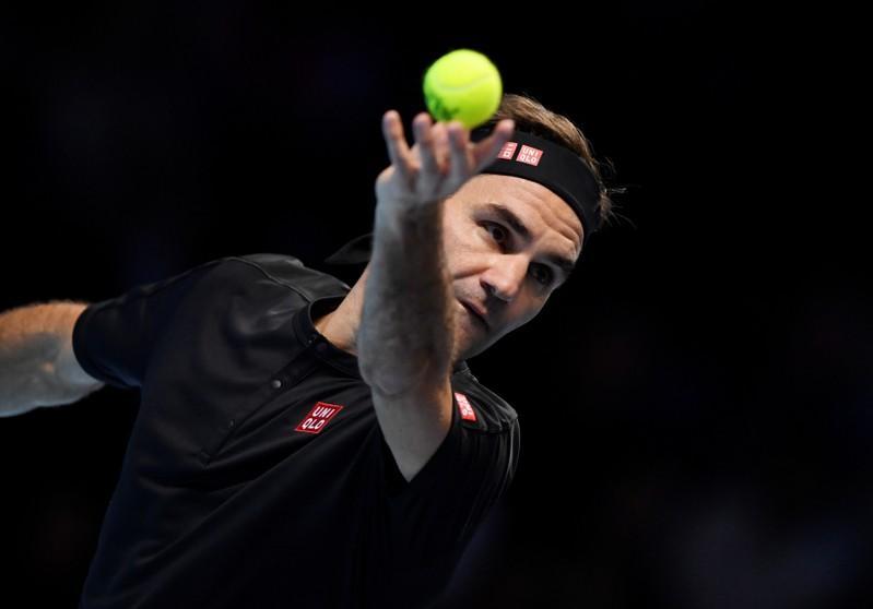 Federer up against it after Thiem defeat
