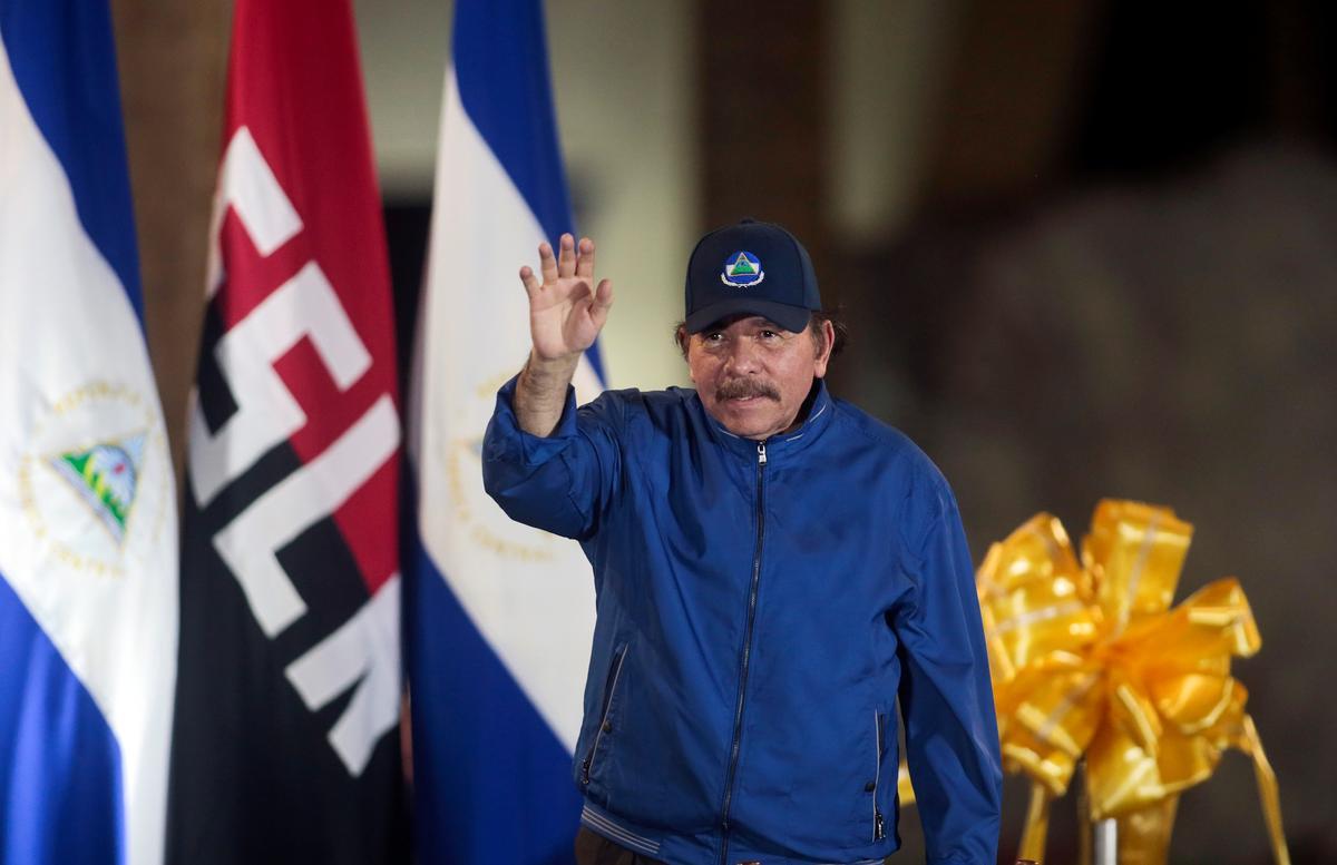 Nicaraguan government denounces