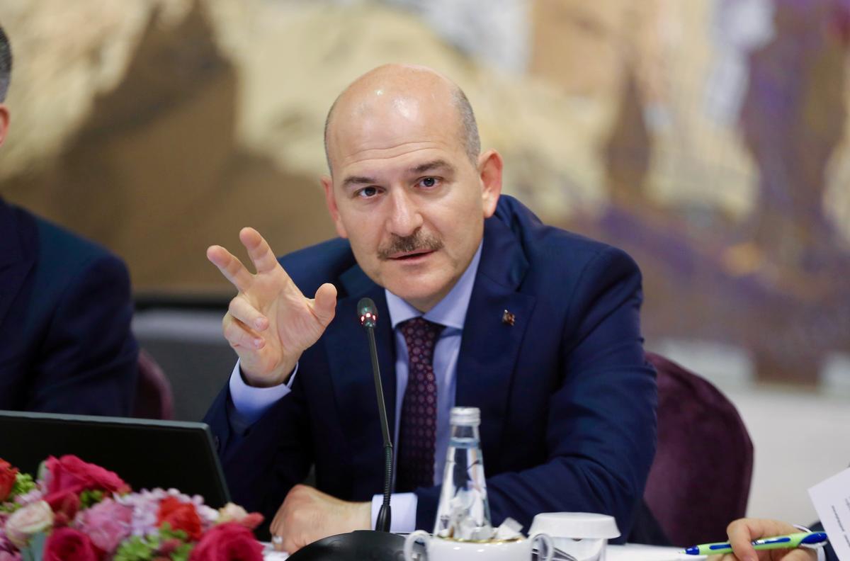 Turkey says it deports U.S. militant, will soon send seven Germans: Anadolu