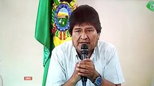 Bolivia's Morales resigns after protests