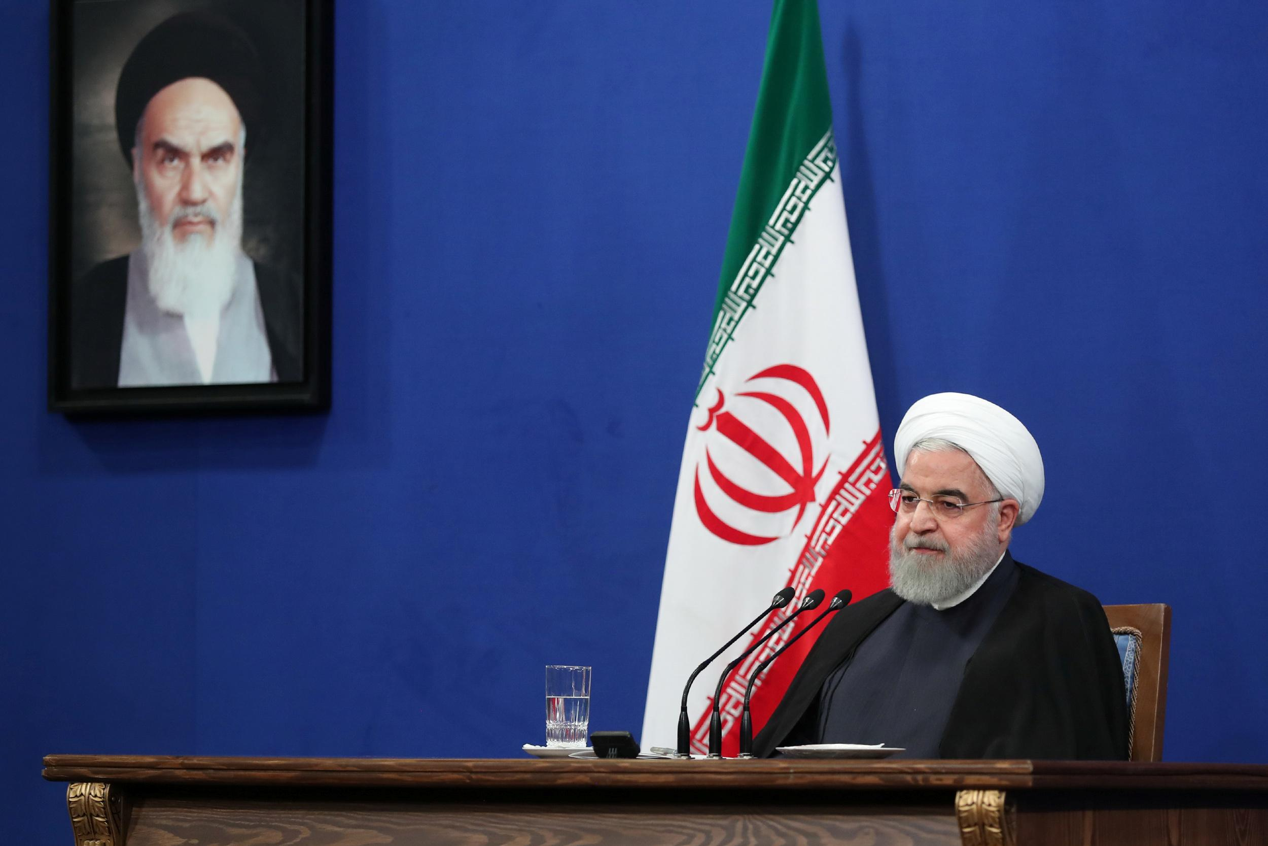 Iran sees lifting of U.N. arms embargo in 2020 as 'huge political...