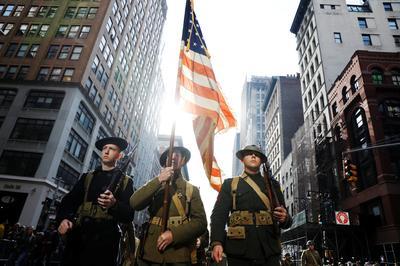 Veterans Day across America