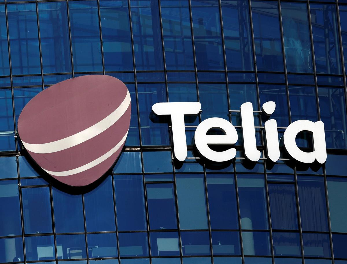 EU clears Telia's $957 million Swedish TV deal with Bonnier
