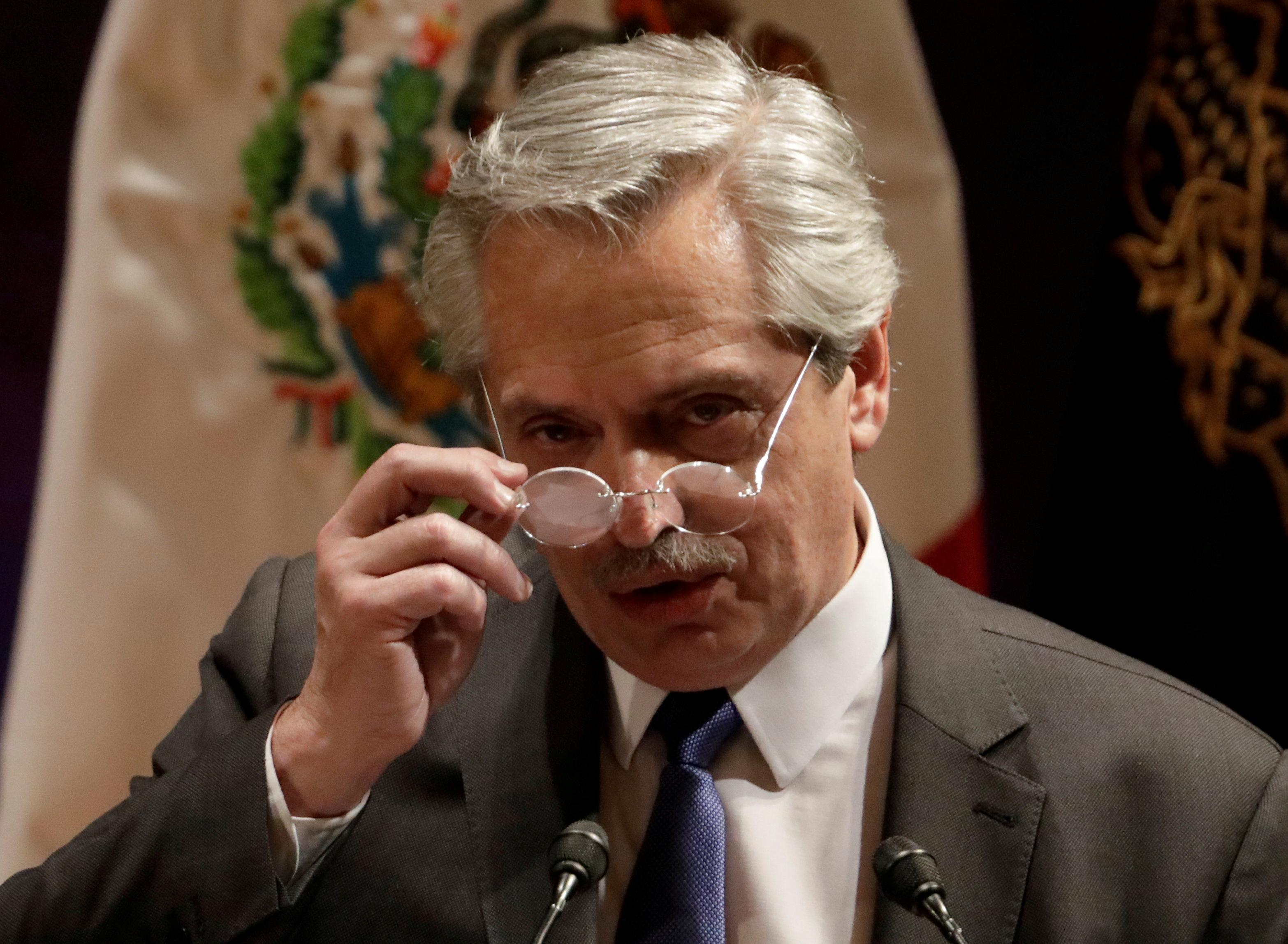 Argentine President-elect slams U.S. over Bolivia stance