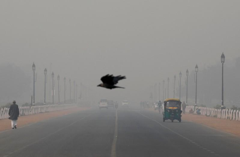 Court rebukes India government as poisonous smog chokes Delhi
