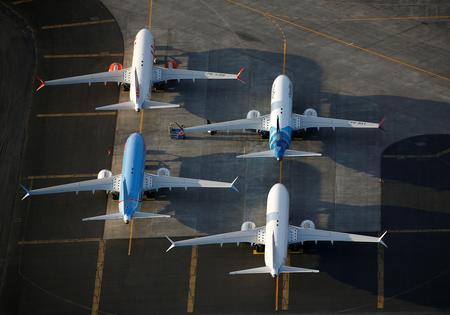Indonesia waiting on major global aviation regulators for return of 737 MAX: official