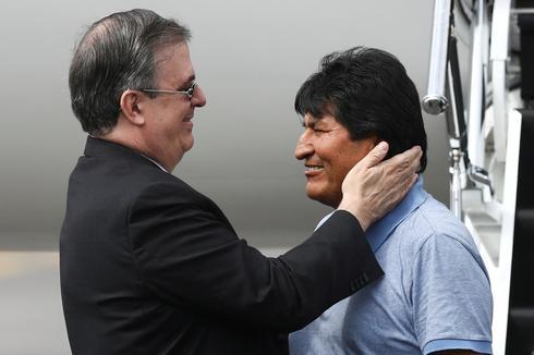 Morales exit rocks Bolivia, splits region