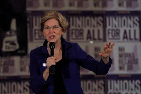 Warren lashes out at Goldman over Apple Card bias claims: Bloomberg