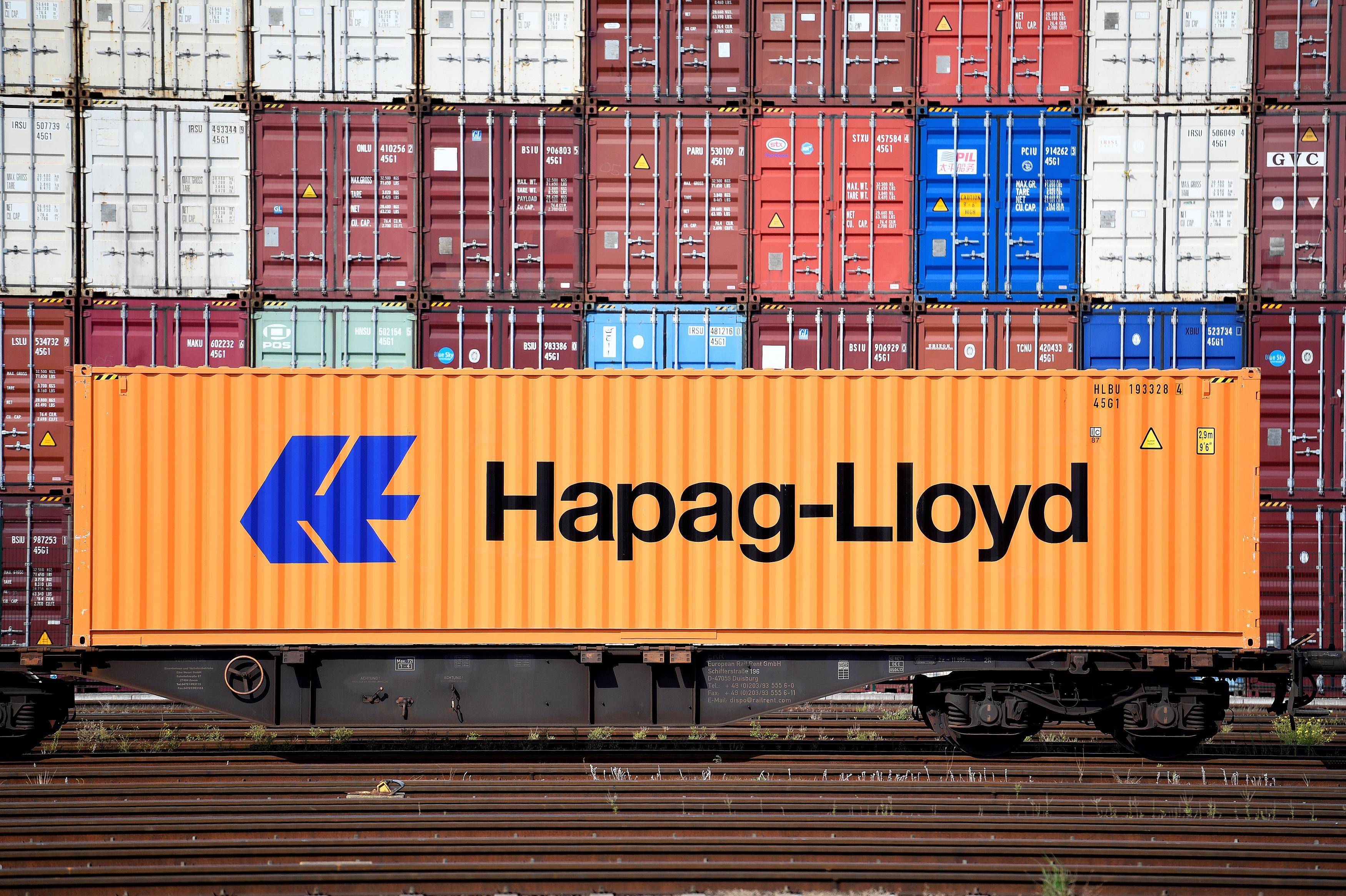 Hapag-Lloyd raises nine-month EBIT on better freight rates,...
