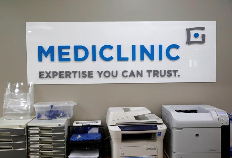 Mediclinic International reports 4% rise in H1 profit