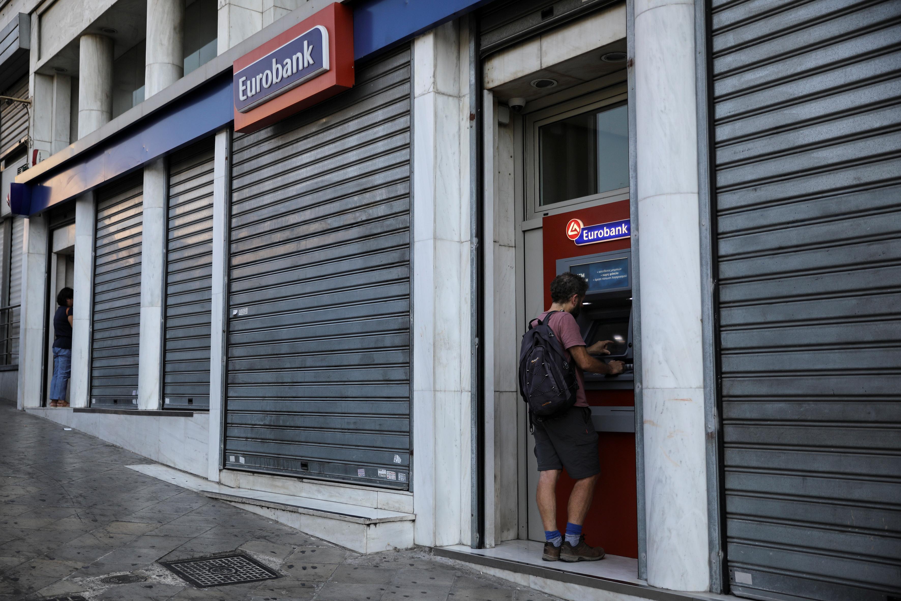 Greece's Eurobank selling 84 million euros property portfolios to...