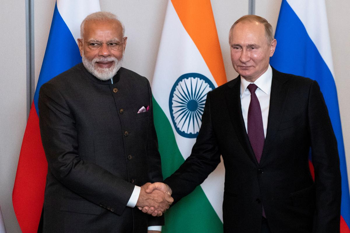 Putin: Russia to deliver S-400 missiles to India as planned