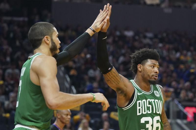 NBA roundup: Celtics rally for 10th straight win