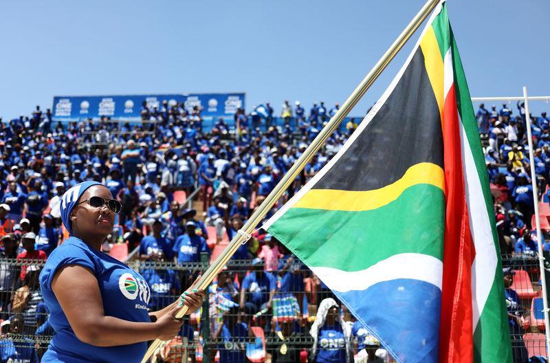South Africa's DA party picks veteran Steenhuisen as interim leader