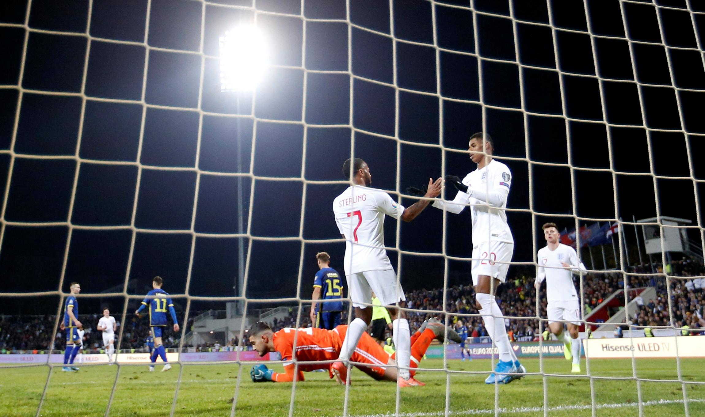 Goals galore but England still need defensive improvements