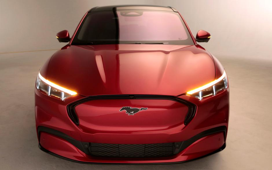 Ford Electric Car >> Ford Bets On An Electric Mustang To Charge Its Turnaround