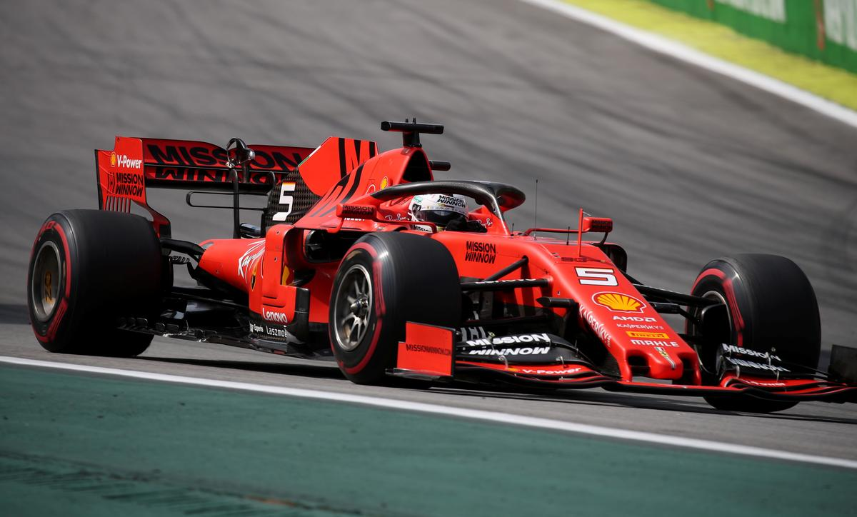 A small crash with big consequences for Ferrari