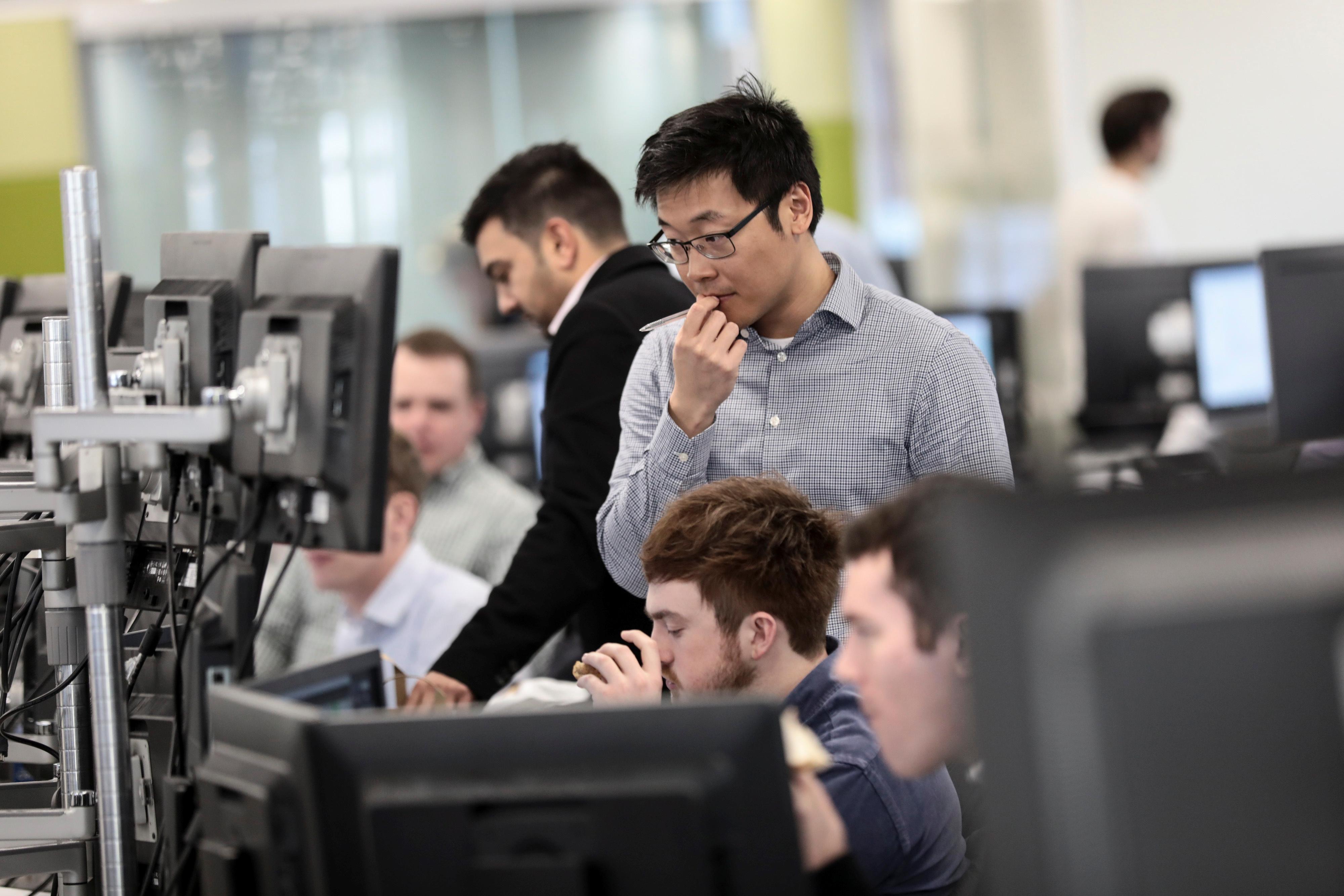 FTSE up for third day on China stimulus hopes, Halma jump