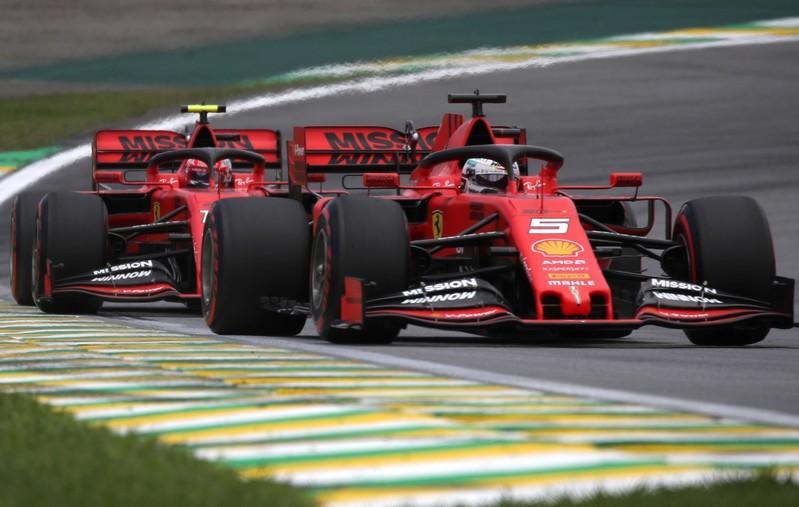 Ferrari drivers should follow Hamilton's example: Brawn