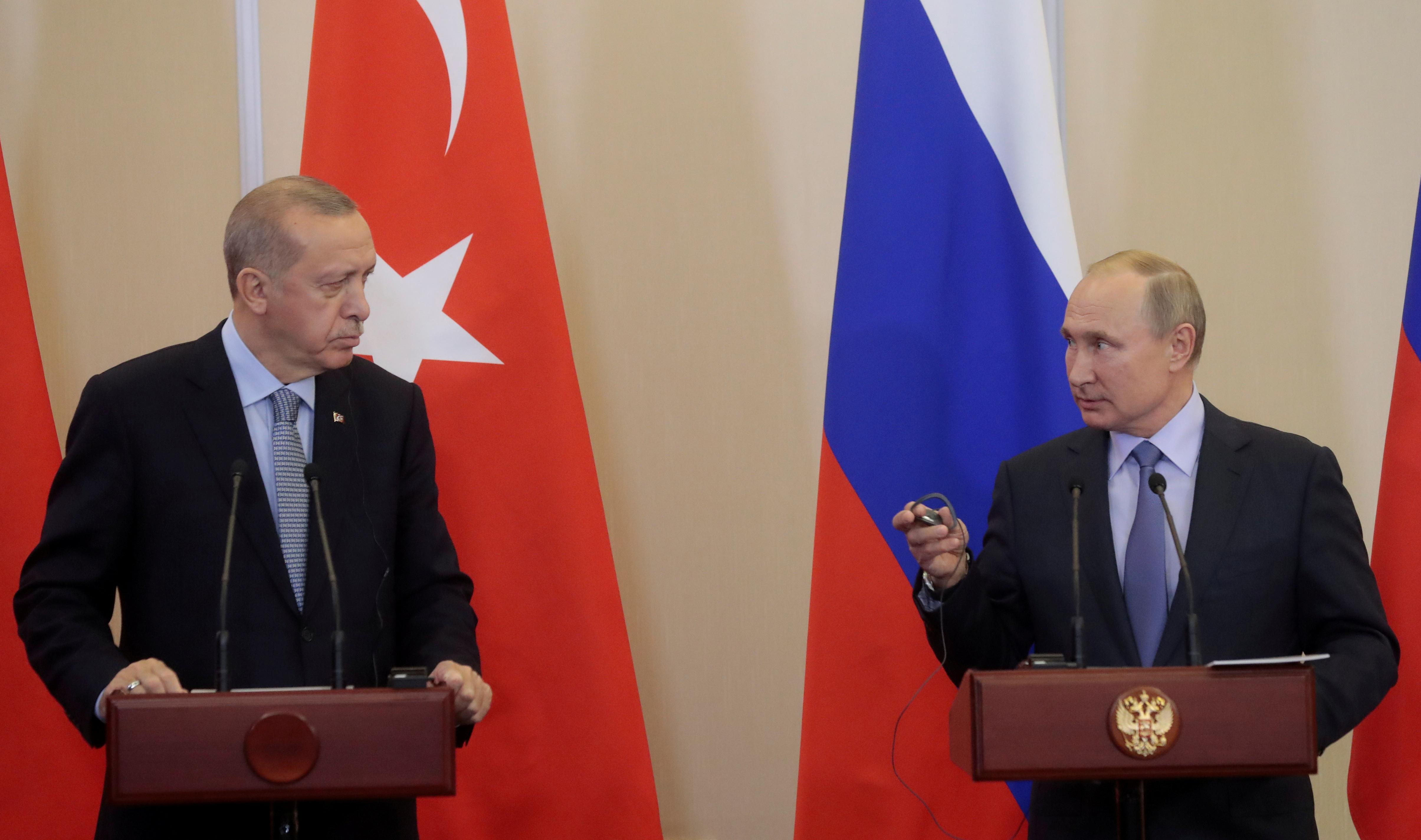 Russia balks at Turkish idea of new Syrian military operation