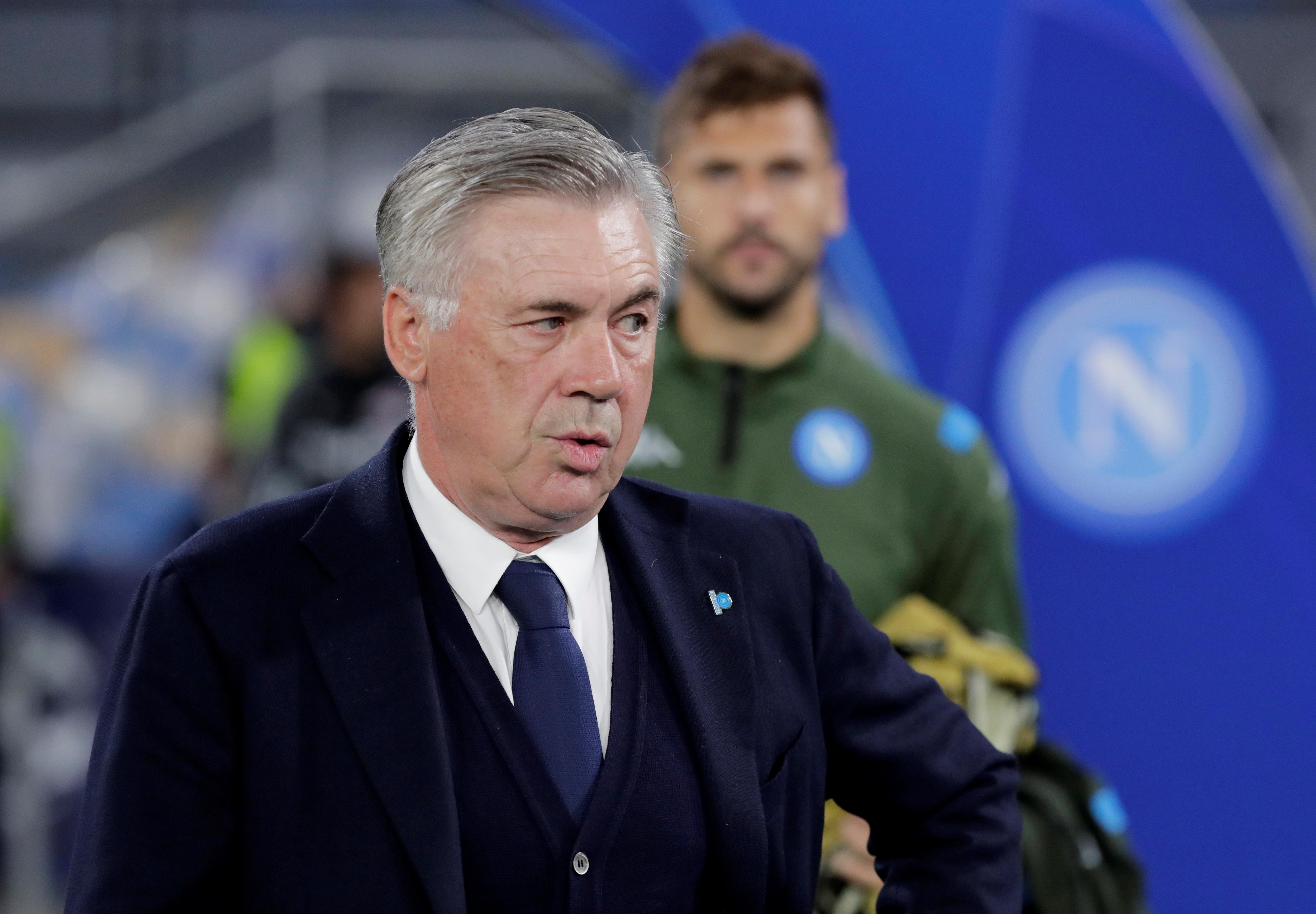 Ancelotti in heated exchange with refs' boss over VAR