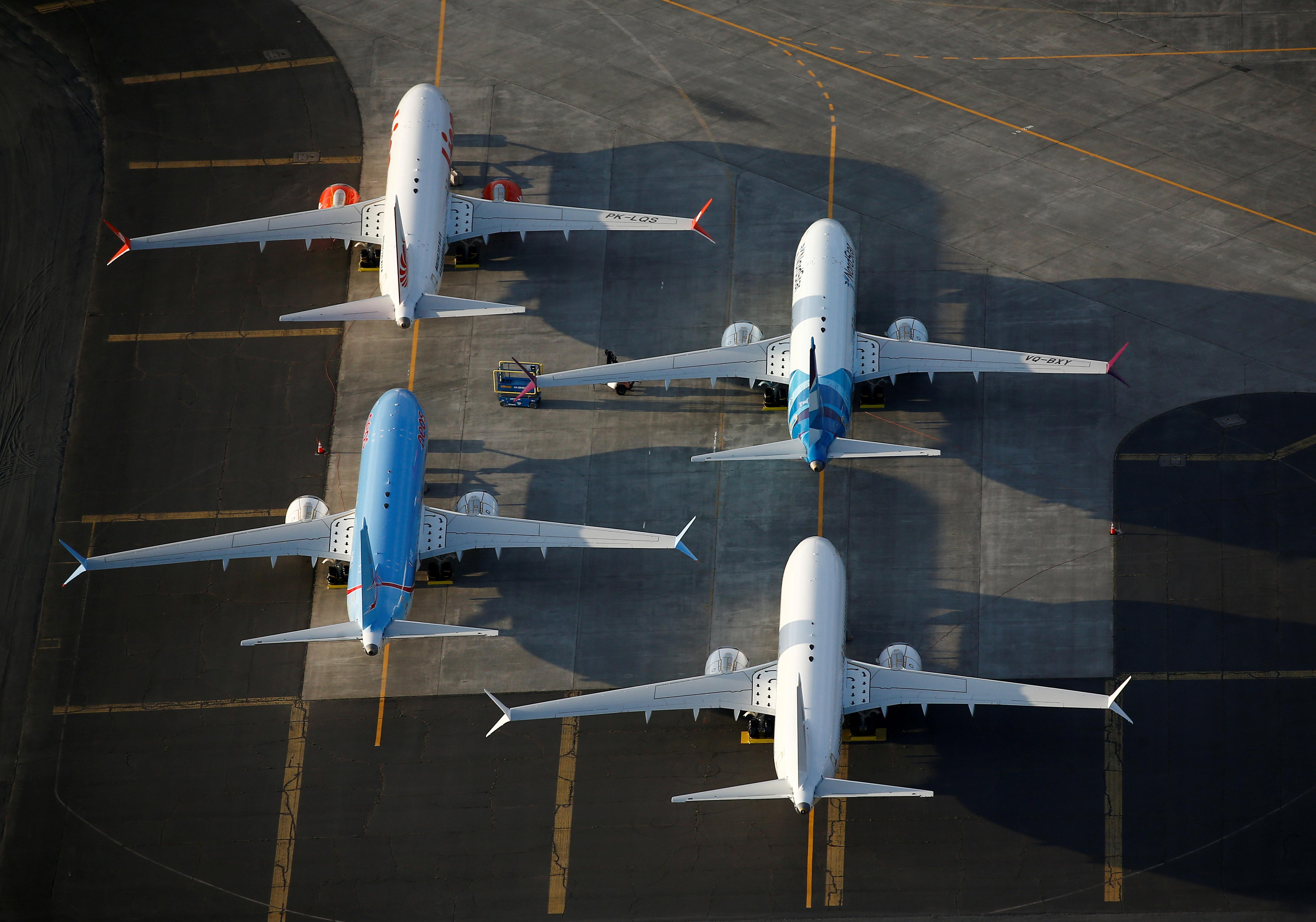 Sales of grounded Boeing 737 MAX gather pace at Dubai Airshow