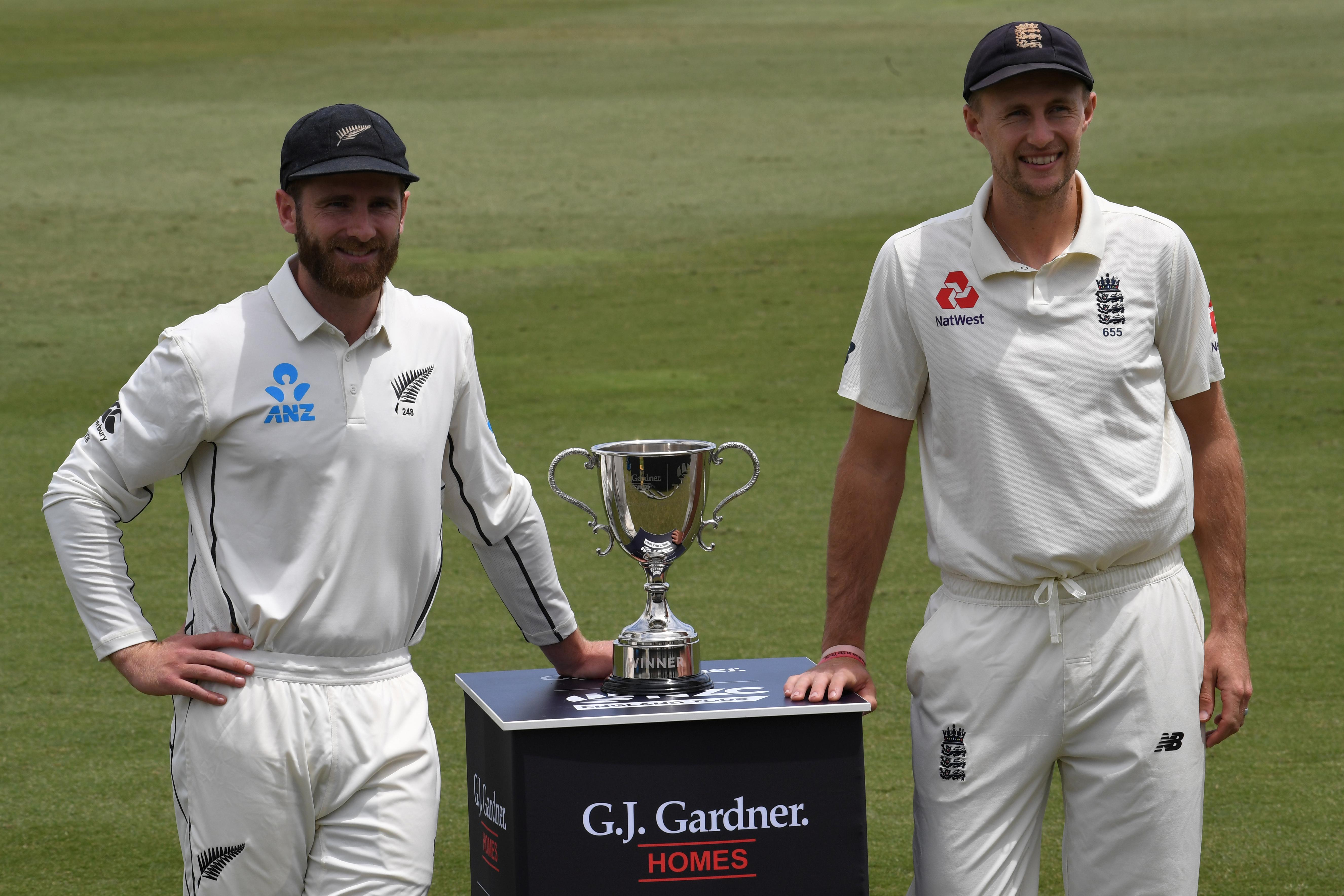 England win toss, choose to bat against New Zealand in first test